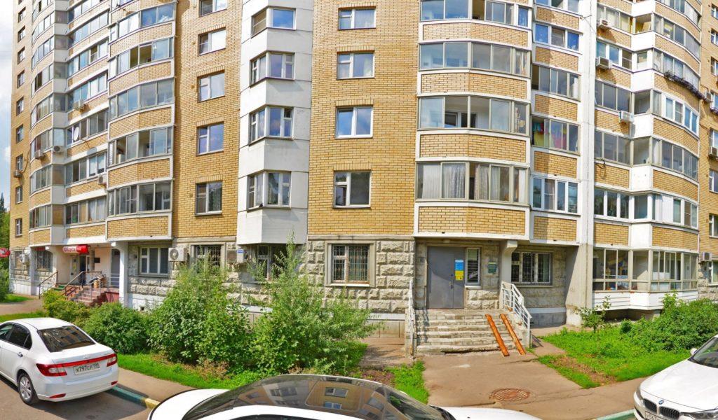 Пенсионный фонд в Бескудниковском районе