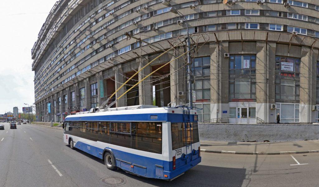 Пенсионный фонд в Даниловском районе