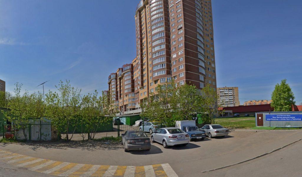 Пенсионный фонд в Гагаринском районе