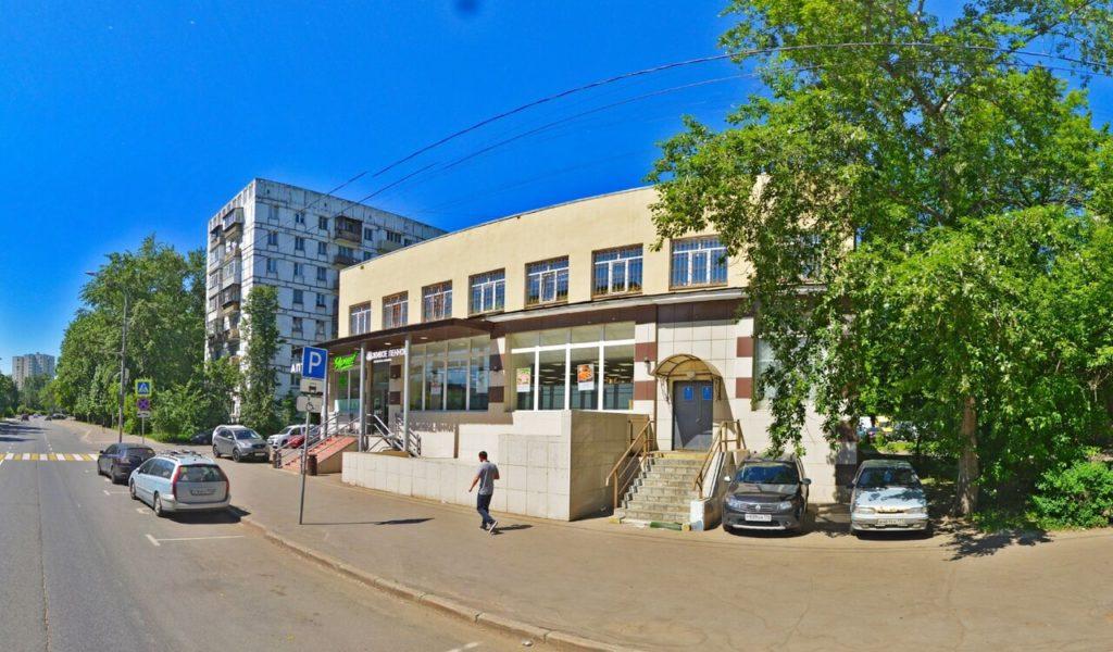 Пенсионный фонд в Останкинском районе