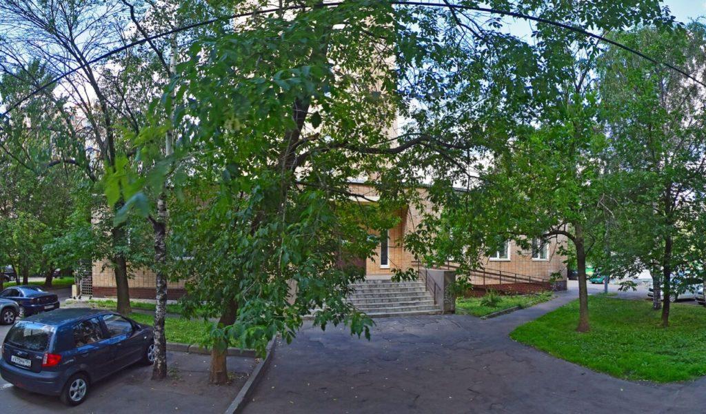 Пенсионный фонд в Тимирязевском районе