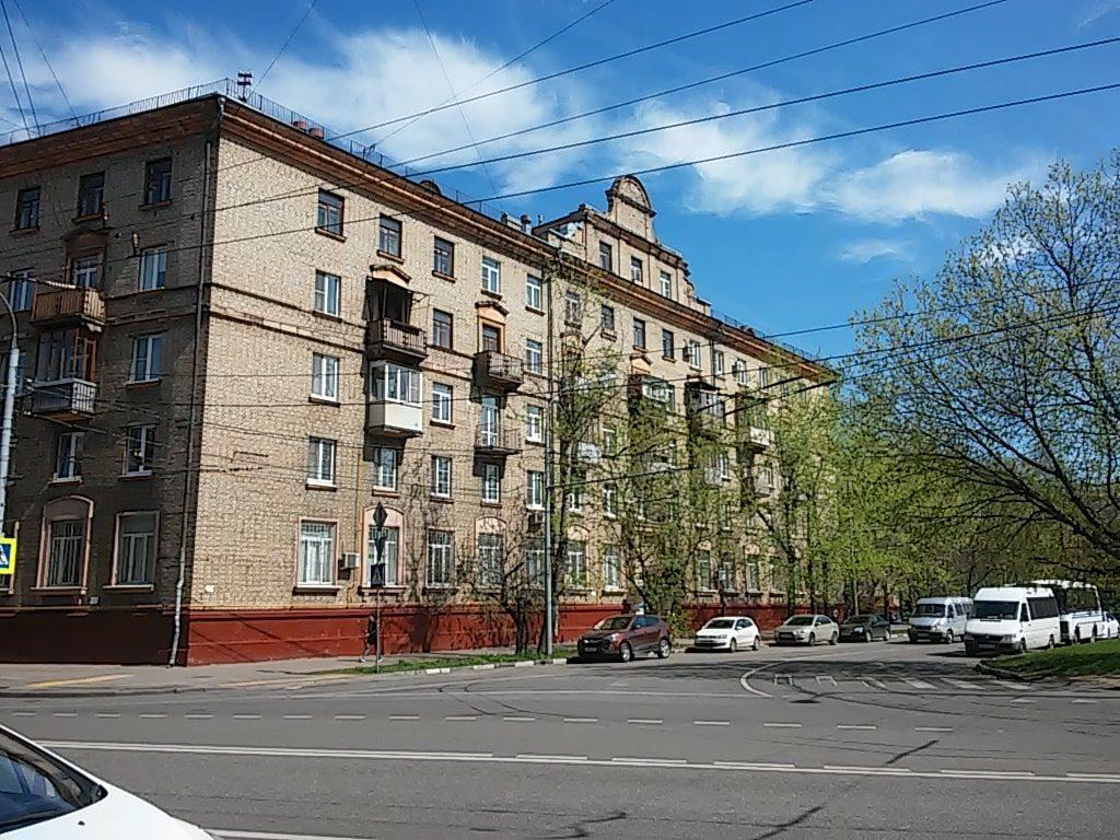 Пенсионный фонд в районе Ивановское