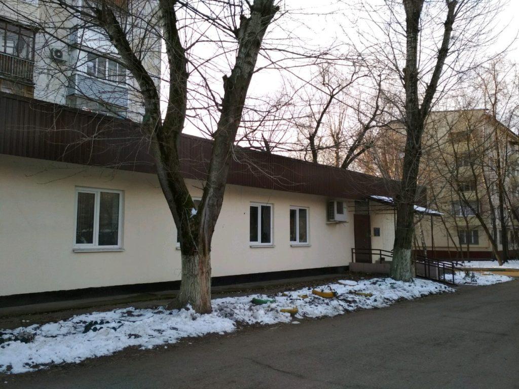 Пенсионный фонд в районе Кузьминки