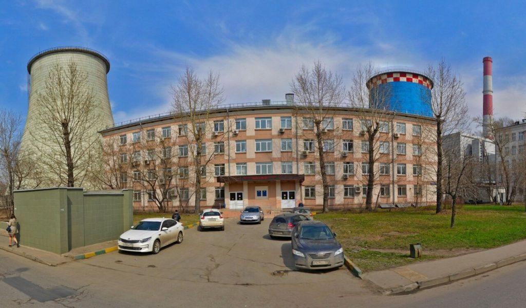 Пенсионный фонд в районе Лефортово