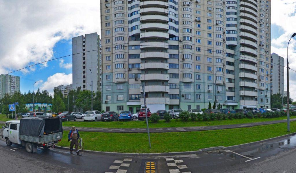 Пенсионный фонд в районе Лианозово