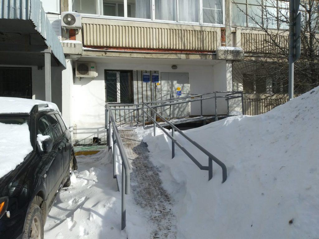 Пенсионный фонд в районе Москворечье-Сабурово