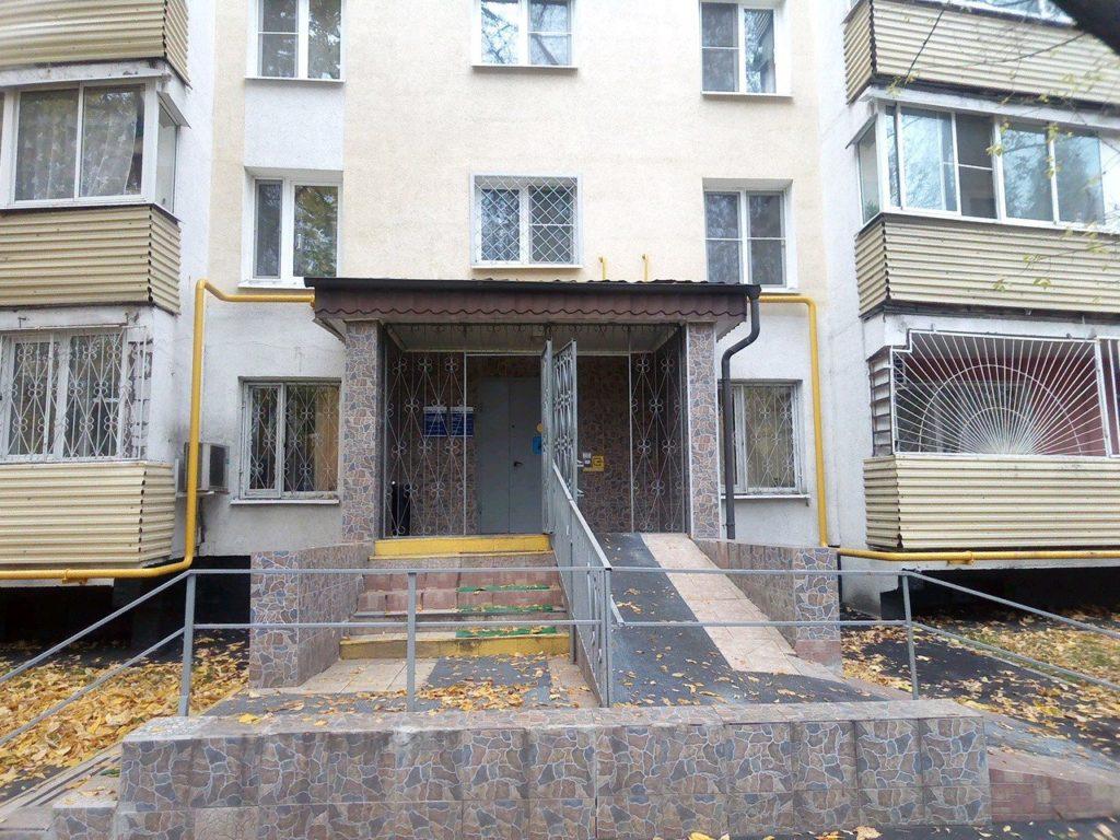 Пенсионный фонд в районе Орехово-Борисово Северное