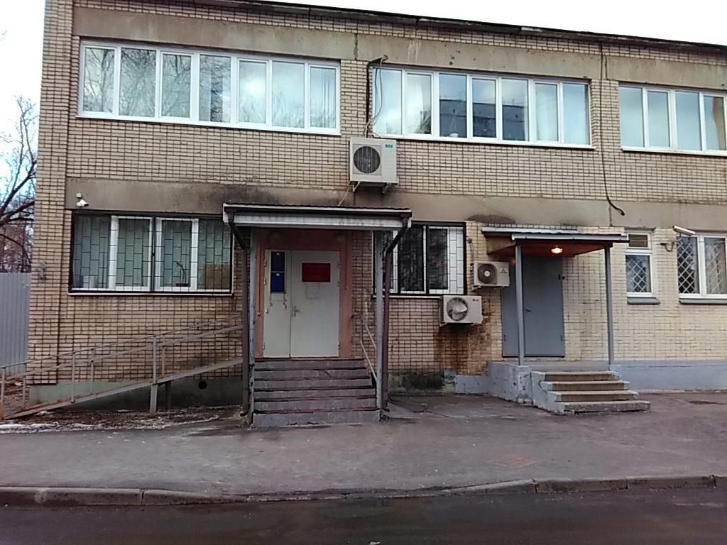 Пенсионный фонд в районе Выхино-Жулебино