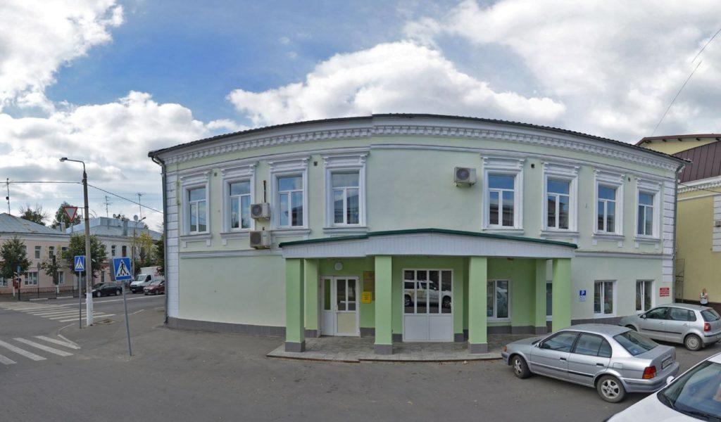 Пенсионный фонд в Егорьевске