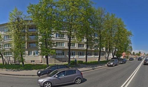 Пенсионный фонд в Фрунзенском районе