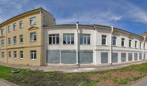 Пенсионный фонд в Кронштадтском районе