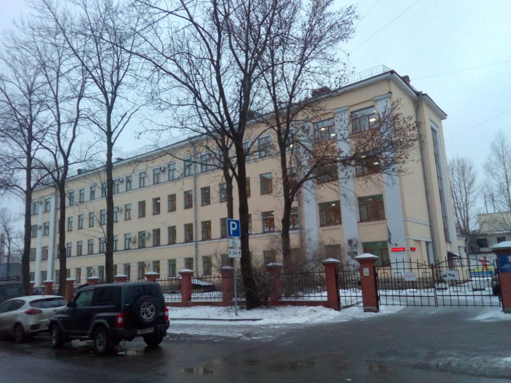 Пенсионный фонд в Московском районе