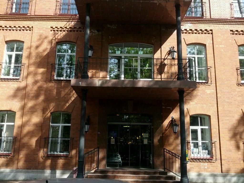 Пенсионный фонд в Петроградском районе