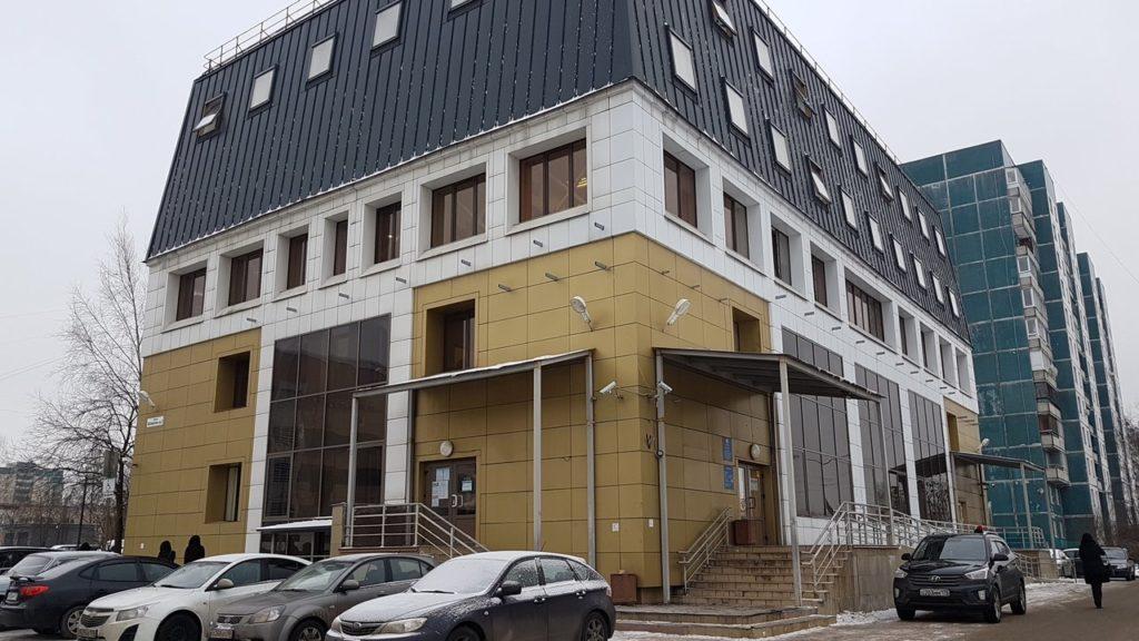 Пенсионный фонд в Приморском районе