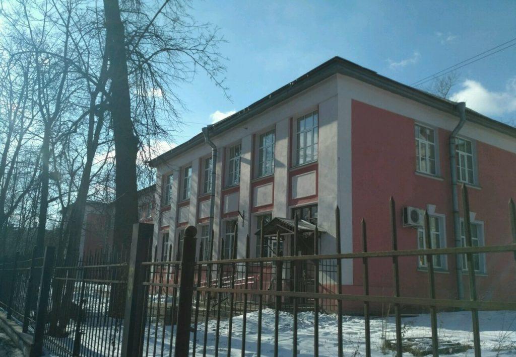 Пенсионный фонд в Пушкинском районе