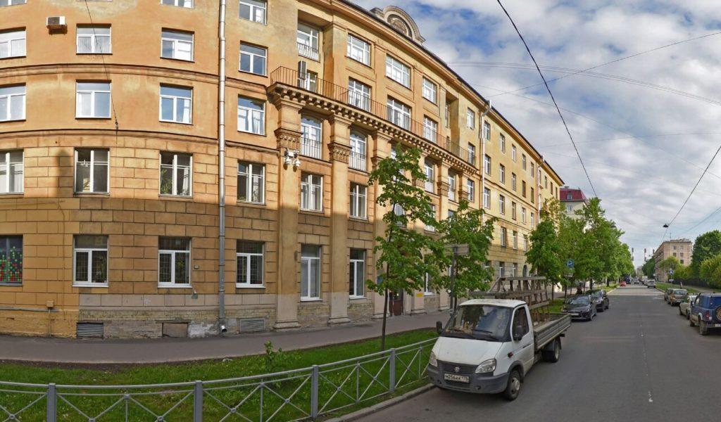 Пенсионный фонд в Василеостровском районе