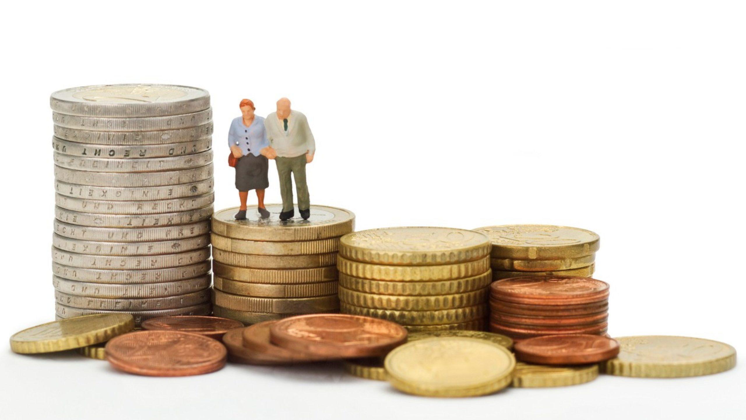 Пенсия военным пенсионерам